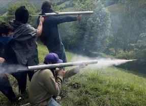Los mineros asturianos se convierten en 'maquis' para defender su puesto de trabajo