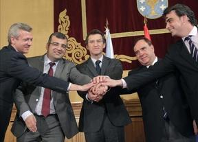 Dos ayuntamientos gallegos se fusionan para ahorrar