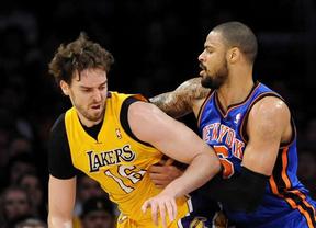 Se acabó la crisis: segundo partidazo de Gasol y segunda victoria consecutiva de 'sus' Lakers (99-82)