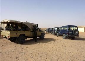 Llegan a Tinduf los cooperantes españoles que permanecían retenidos en el aeropuerto de Argel