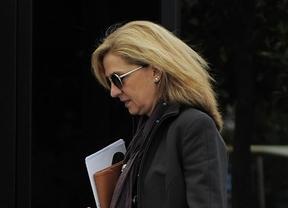 La Infanta pide al juez Castro rebajar su