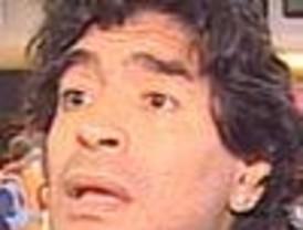 Maradona desmiente haber pedido perdón