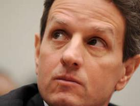 Geithner reitera no a seguir recorte impuestos a más acaudalados