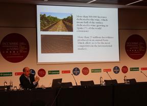 El periodista Carlos de la Morena muestra las 'bondades' vitivinícolas de Castilla-La Mancha a importadores alemanes y norteamericanos