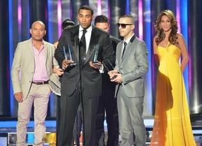 Don Omar y Prince Royce triunfan en los Billboard con 8 premios cada uno