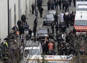 La Policía detiene a 7 personas del entorno de los autores del atentado contra 'Charlie Hebdo'