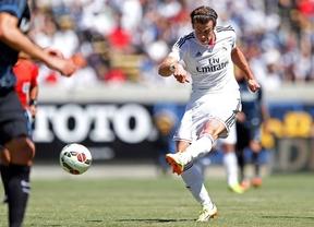 El Real Madrid, con Bale y muchos canteranos, se estrena con un 1-1 ante el Inter