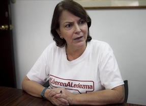 No s�lo con Podemos: la mujer del alcalde de Caracas detenido se reunir� tambi�n con Cospedal, S�nchez,  Aznar y Rajoy