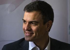 Pedro Sánchez, eufórico: