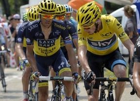 Contador defiende a Froome de las injustas dudas sobre dopaje: 'Gana de forma limpia'