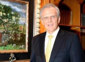 García Collantes, elegido por unanimidad presidente del Consejo General del Notariado