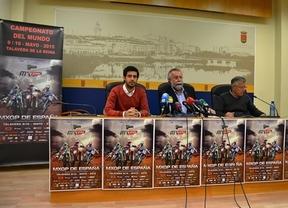 Talavera quiere volver a acoger en 2016 el Campeonato del Mundo de Motocross
