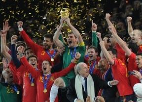 2014 nos regala los Mundiales de los deportes más mediáticos: fútbol y baloncesto