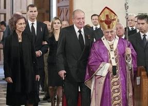 Críticas unánimes a Rouco por alejarse de la concordia en su homilía durante el funeral de Suárez