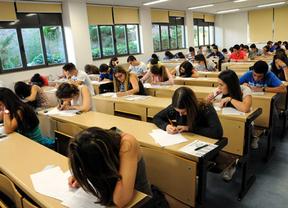 El 67,45% de los alumnos aprueba las pruebas de acceso a la universidad de septiembre en la UCLM