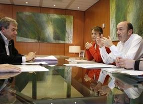 Rubalcaba plantea tratar los desahucios como las quiebras de empresas