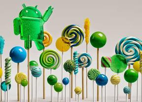 Google presenta Android Lollipop y dos nuevos terminales Nexus