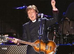 Paul McCartney TT: Triunfa en Twitter