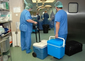 Castilla-La Mancha registró 65 donaciones de órganos en 2014