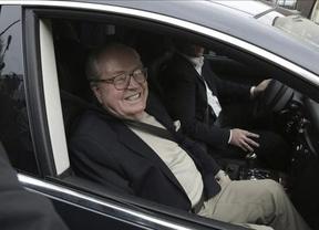 El Frente Nacional francés suspende cautelarmente de militancia a Jean-Marie Le Pen