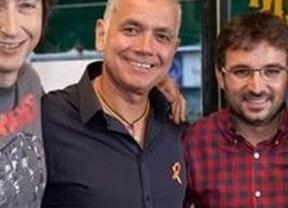 Ana Pastor, Juan Ramón Lucas y Toni Garrido promocionan la nueva temporada de 'Salvados'