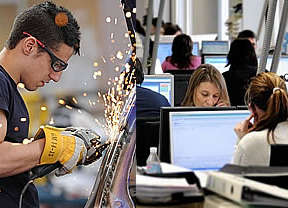 España, segundo país de la OCDE en el que más sube la productividad gracias a la mano de obra barata