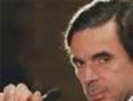 Aznar: Los gobiernos socialistas han