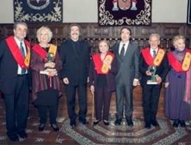 Emotivo acto de entrega de los Miembros del Claustro Honorífico de las Artes