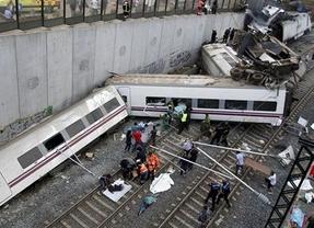 Accidente de tren en Santiago: 79 muertos; descartado un atentado;  aproximadamente 130 heridos de diversa gravedad