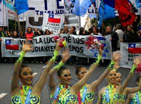 Lo último en América Latina: el continente protesta por una Educación pública de calidad