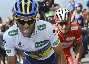 Contador sorprende a todos y rompe la carrera: etapa y liderato para el de Pinto