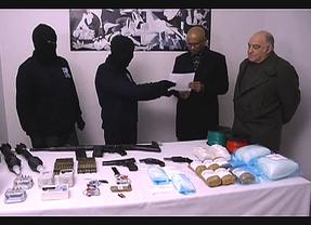 Los verificadores del supuesto desarme de ETA, entre la estafa y la aprobación de la mayoría política
