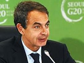 Zapatero, desde el G-20, confía en crear un millón de empleos con la 'economía verde'