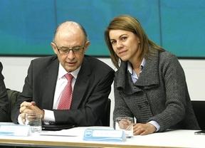 Montoro y Cospedal convocan a los consejeros autonómicos de Hacienda para hablar de déficit
