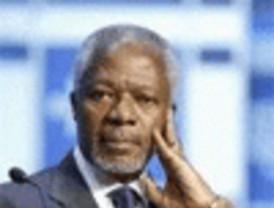 Se fue Kofi Annan