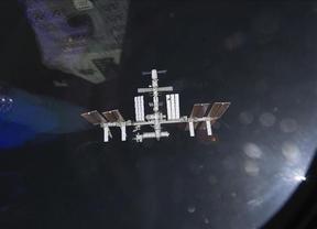 Evacuada parte de la Estación Espacial Internacional por alarma de fuga de amoniaco