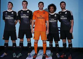 Las estrellas del Madrid presentan la nueva equipación del dragón