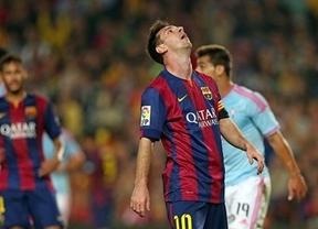 No hay peor cuña que la de la misma madera: el Celta apuntilla a su exentrenador y regala el liderato al Madrid (0-1)