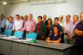 Marcha ciudadana en defensa del ferrocarril de Guadalajara este sábado