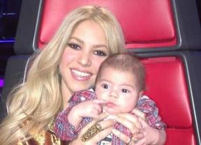 Shakira hace una babyshower mundial a beneficio de UNICEF