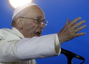 Un Papa 'incorrecto': Francisco carga duramente contra la corrupción de los políticos