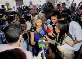 Olvido Hormigos pide a la prensa que separe su vida personal de la política