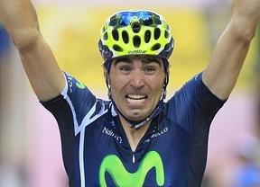 Fran Ventoso se adjudica el sprint de la novena etapa pero Hesjedal conserva la 'maglia'