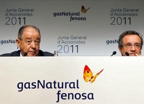 Gas Natural Fenosa destinará 397 millones de euros al dividendo de este año, un 1% más