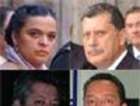 Jackson, Gárate Uruchurtu, Oliva y Paredes quieren dirigir al Revolucionario Institucional