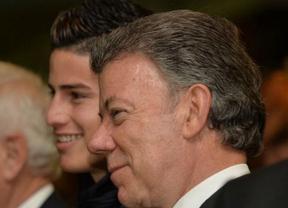 El mejor embajador la paz: James Rodríguez, protagonizará en junio su apoyo al proceso en Colombia