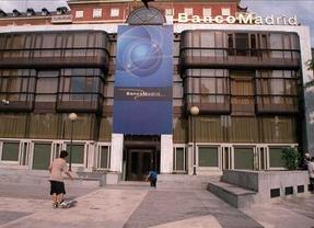 El Gobierno denuncia al Banco de Madrid por indicios de blanqueo de capitales