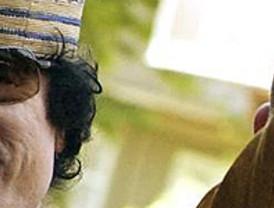 Gadafi culpa a Bin Laden de provocar las revueltas y los muertos