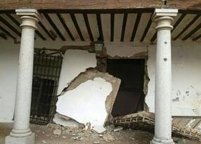 Habrá una reunión con el Ministerio de Fomento tras el derrumbe de una fachada en Tembleque