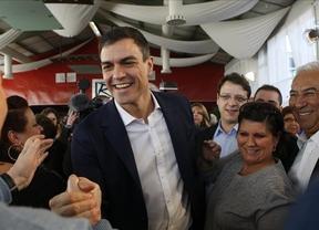 Sánchez: 'Es mucho más dura la vida con Rajoy que con los gobiernos socialistas'